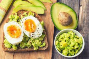 desayunos para bajar de peso rápido