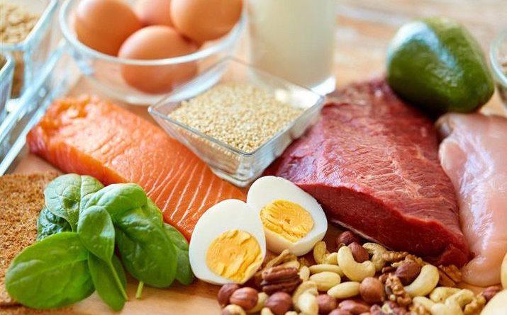 bajar de peso con dieta hiperproteica