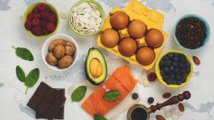 bajar de peso con alimentos