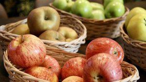 bajar de peso con una dieta de la manzana