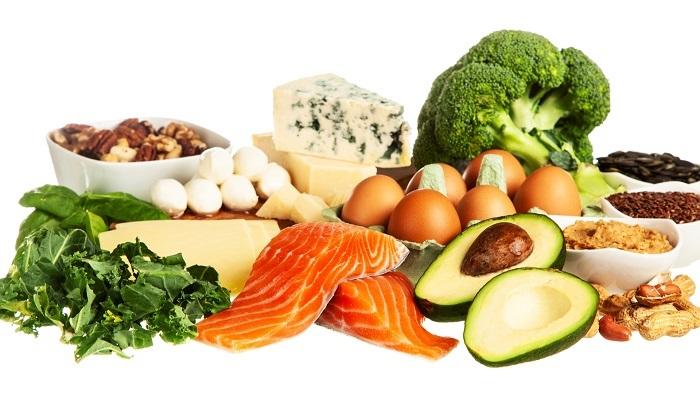 Dieta Cetogénica menú