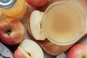 El vinagre de manzana adelgaza