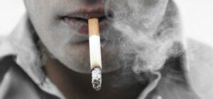 El tabaco adelgaza