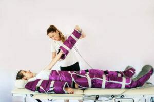 La presoterapia adelgaza