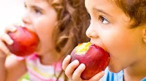 Dieta para adelgazar para niños